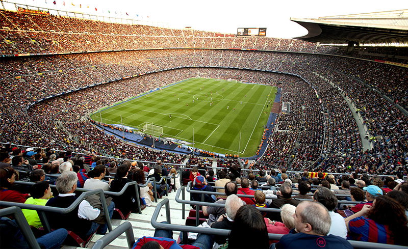 Camp Nou, F.C. Barcelona stadium