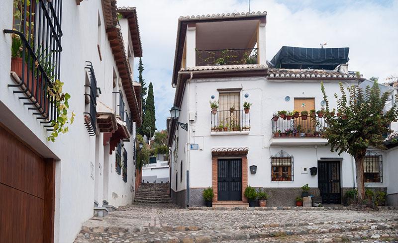 Albaicín, Sacromonte, Realejo.. Granada neighbourhoods
