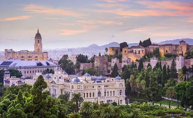 Malaga views