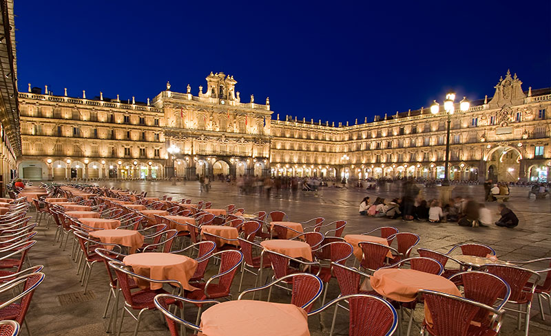 Plaza Mayor (Main Square), Salamanca