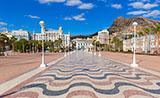 Paseo Marítimo en Alicante