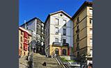 Calles del centro de Bilbao