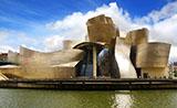 El museo Guggenheim, Bilbao