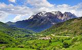 Picos de Europa landscape, Asturias