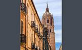 Torres de piedra en Salamanca