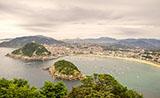 Panóramica de San Sebastián