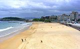 Sardinero beach, Santander