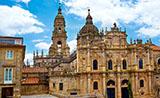 Santiago de Compostela city