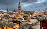 Roofs of Toledo